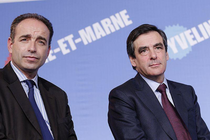 UMP Copé et Fillon