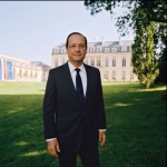 Francois Hollande Photo officielle